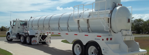 ExoFRP - FRP acid trailer, DOT 412